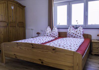 ruhiges Elternschlafzimmer